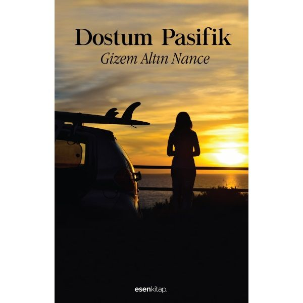 """""""Bir Bilet Al"""" kitabında okuyucuyla birlikte sırt çantasıyla Avrupa'yı gezen Gizem Altın Nance, ikinci kitabı """"Dostum Pasifik"""" ile bizi, doğanın unuttuğumuz dilini yeniden çözmeye çağırıyor."""
