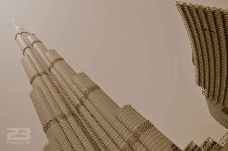 Burj Khalifa photo | 23 Photos Of Dubai