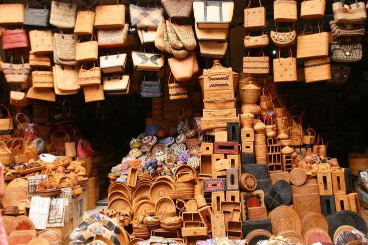 Market place Ubud Bali