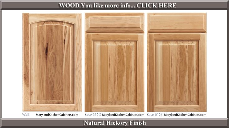 hickory kitchen cabinet doors best 25 hickory cabinets ideas on 16277
