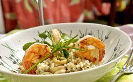 Risotos de peixe e frutos do mar: confira cinco receitas deliciosas - Receitas - Receitas GNT
