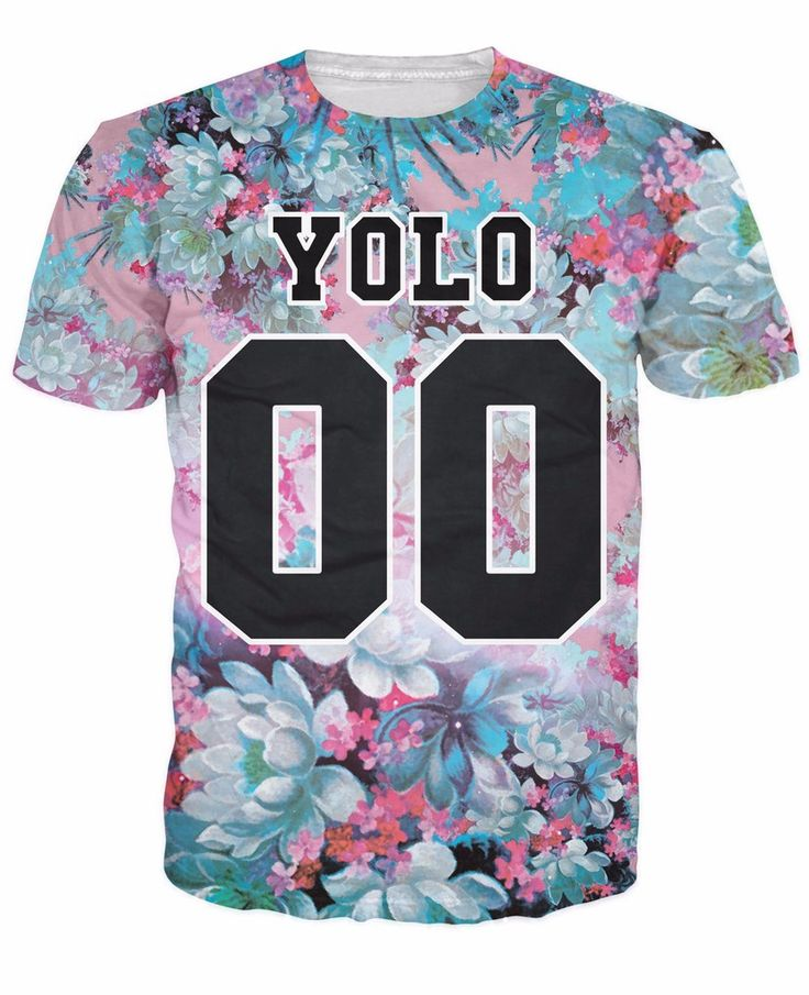 YOLO Floral T-Shirt http://www.jakkoutthebxx.com/products/yolo-floral-t-shirt-women-men-floral-3d-print-t-shirt-fashion-clothing-tees-summer-style-tops?utm_campaign=social_autopilot&utm_source=pin&utm_medium=pin #fashionmodel  #model #fashiontrends #whatstrending  #ontrend #styleblog  #fashionmagazine #shopping