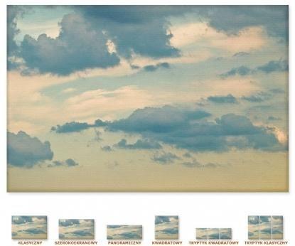 Pastelowe chmury [Obrazy / Niebo, Zachody Słońca]