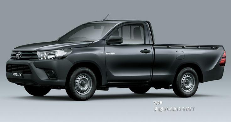 All New Hilux Single Cabin 2.5 M/T - Mobil Niaga Terbaik - AUTO2000