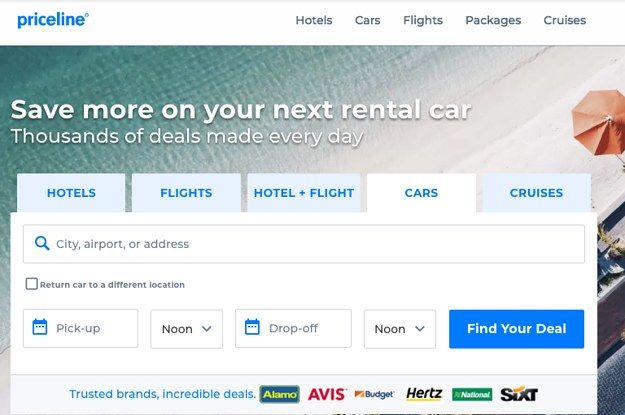 Rental Car Places >> 8 Of The Best Places To Reserve A Rental Car Online Your