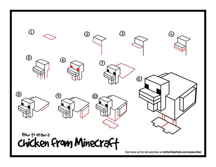 185 b sta bilderna om colering page 39 s p pinterest chibi for Minecraft chicken coloring pages