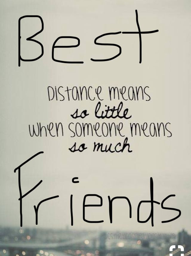 Side By Side Or Miles Apart Friends Like Us Stay Close At Heart