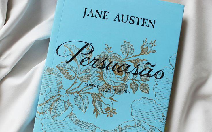 {Resenha} Persuasão - Jane AustenPOSTS RELACIONADOS