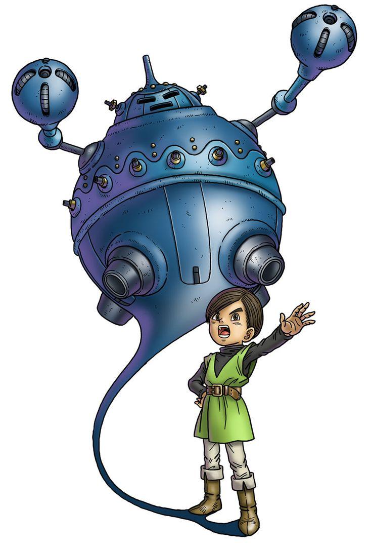 Jiro from Blue Dragon: Awakened Shadow