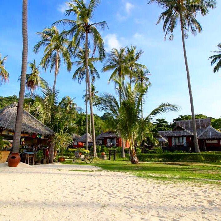 Don't you just love beaches!!  #thailand #paradise #phiphiisland #paradise #adventure #explore #asia #sand #tropical