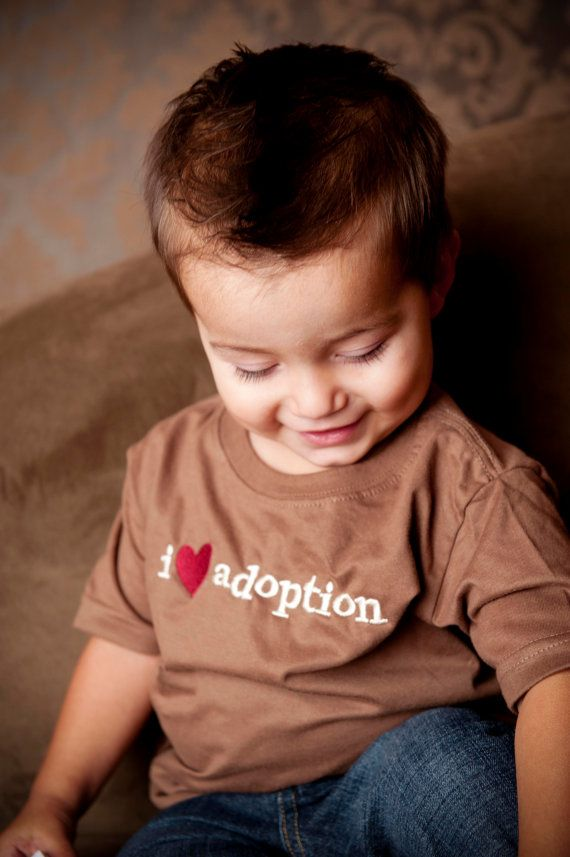 4T I Heart Adoption Tee by therhouse on Etsy, $16.50 ...