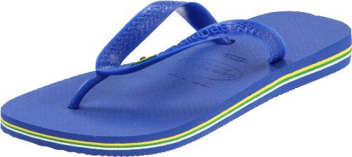 #Havaianas #Women's Metallic Flip #Flop   havaiana fan for life!!   http://amzn.to/HnKAKm