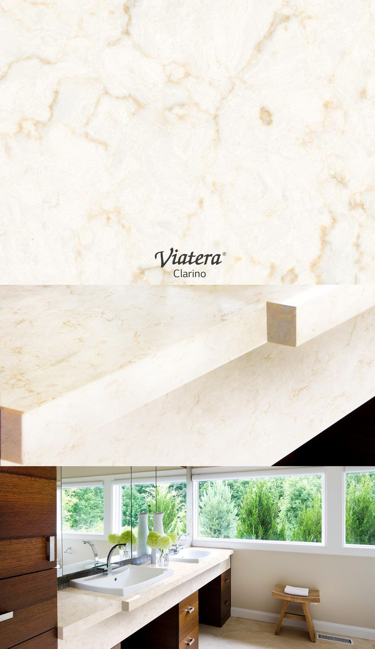 Viatera Clarino L Quartz Countertop Quartz Kitchen