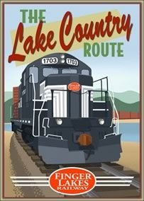 An Unofficial Finger Lakes Railway Website