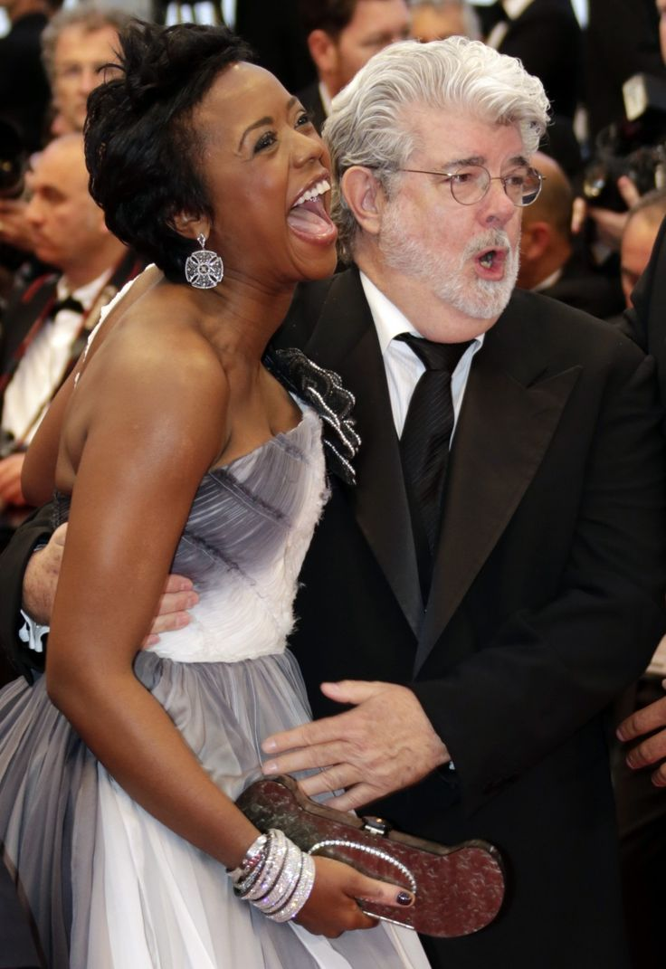 Best 25+ George lucas wife ideas on Pinterest | Famous interracial ...