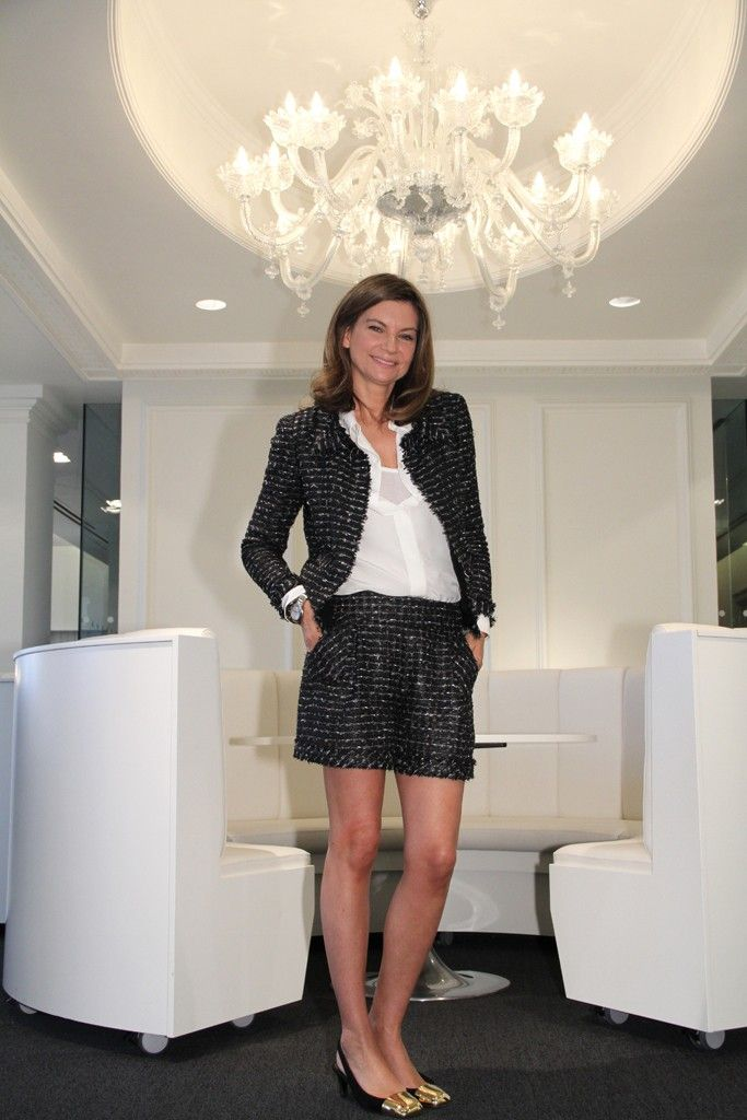 Net-a-porter founder and executive chairman, Natalie Massenet