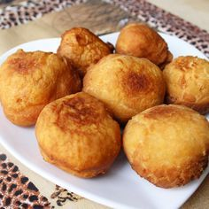 Vetkoeks (Fatcooks) For this recipe you will find that I used maize meal, I find that by adding it to the mixture, the Fatcooks will not absorb as much oil. Note that you can either make the mixtur…