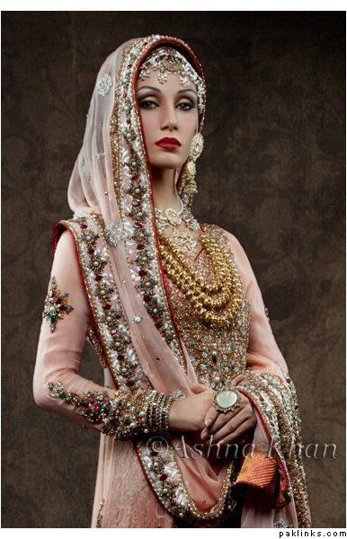 Pakistani Wedding Dresses Collection 2014 for Bride. #bridaldresses #weddingdresses ,#weddingfashion