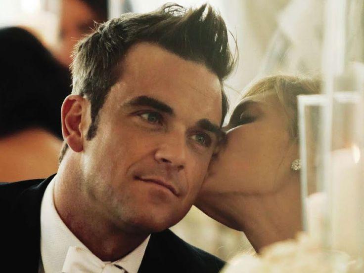 Robbie Williams and Ayda Field wedding