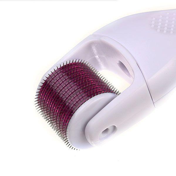3 In 1 Derma Roller Skin Care Whitening Anti Wrinkles Acne Scars 180c/600c/1200c Online - NewChic