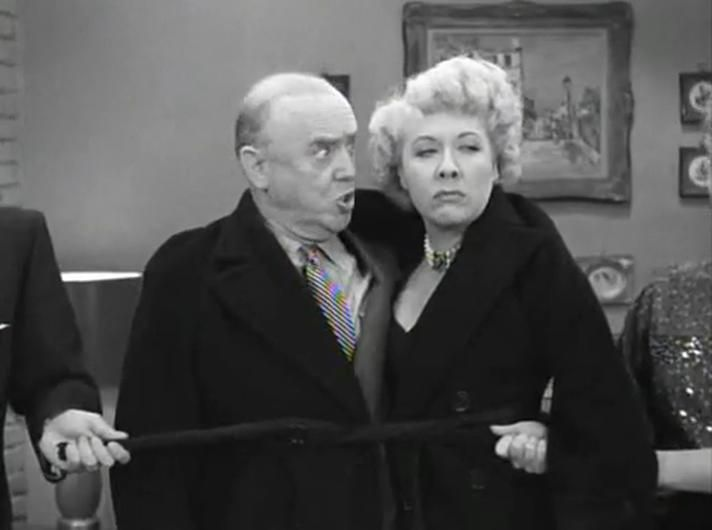 Fred was played by actor William Frawley, while Ethel who played his wife on the show was played by actress Vivian Vance. Even though the two were married on the show they hated each other in real life. The fact that the two actors were 22 years apart cause some real friction between them on the set of the show.   ADVERTISEMENT