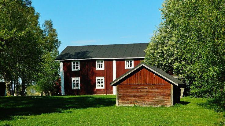 Nurmo Local History Museum.South Ostrobothnia province of Western Finland. -  Nurmon kotiseutumuseo.  Etelä-Pohjanmaa - photo rai-rai