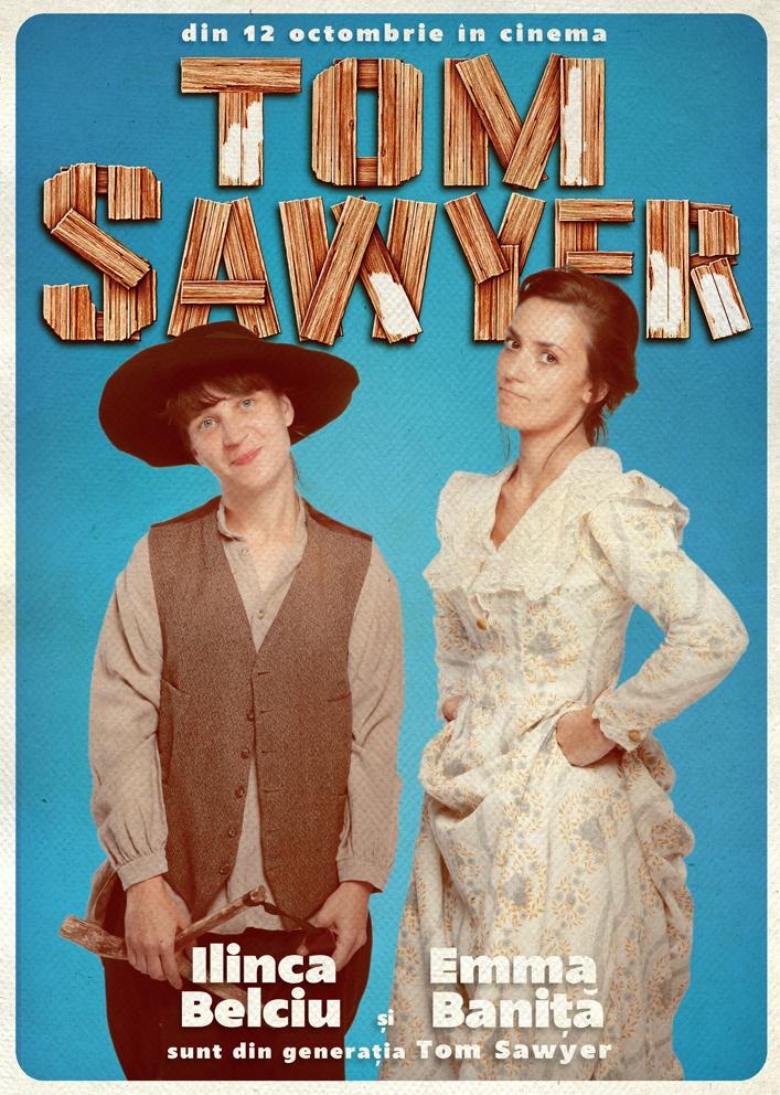 Ilinca Belciu & Emma Baniță sunt din Generația Tom Sawyer!