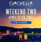 #lastminute  2 GA Coachella Tickets Weekend 2 With Shuttle Pass 04/21/17-04/23/17 (Indio) #deals_us