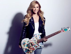 Country Singer Lindsay Ell Recorded John Mayers Continuum Album