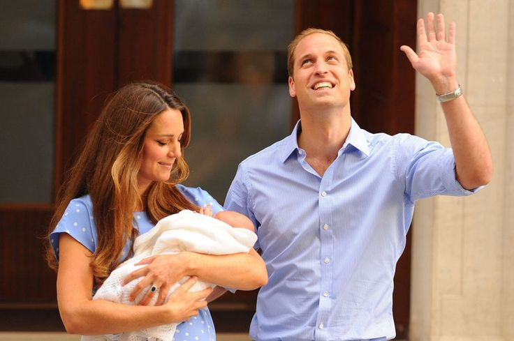 Royal baby name announced as George Alexander Louis by Prince William and Kate Middleton
