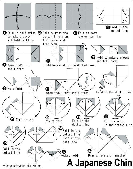 2825 best origami animais e seres mitol u00f3gicos images on