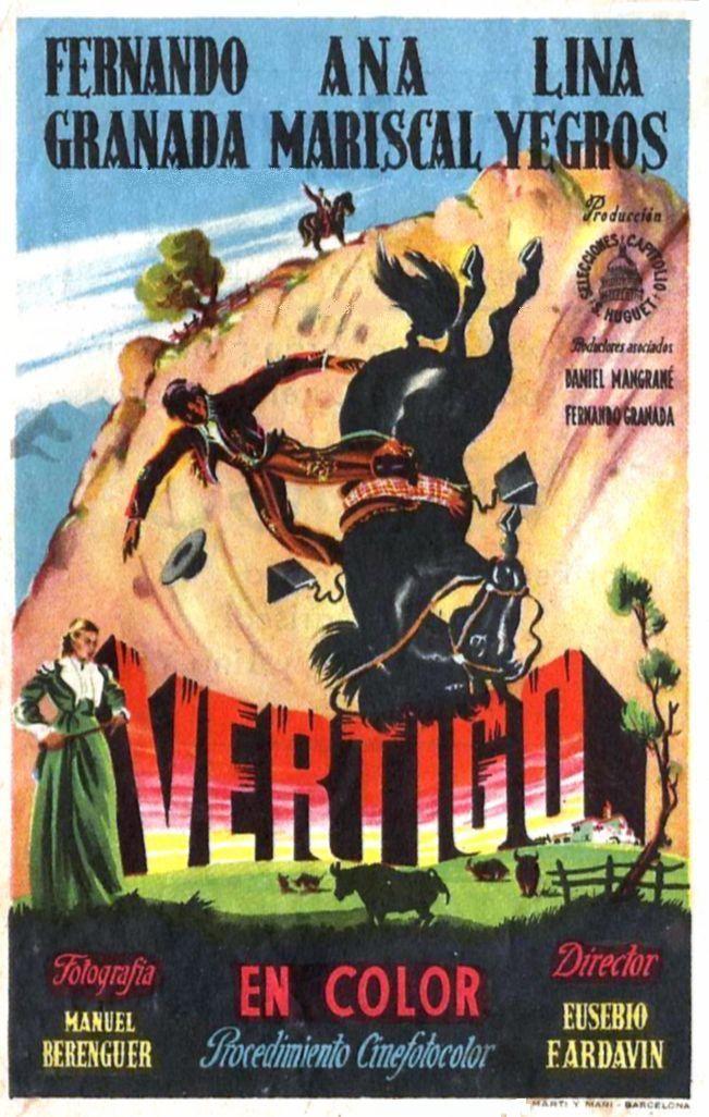 Vértigo (1953) de Eusebio Fernández Ardavín - tt0043114