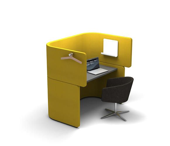 "Hate Your Cubicle? What About A ""Me Place"" Instead? 