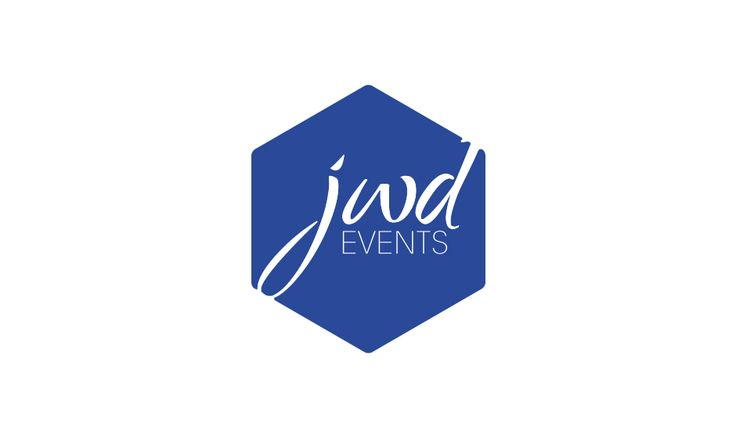 JWD Events Logo Design
