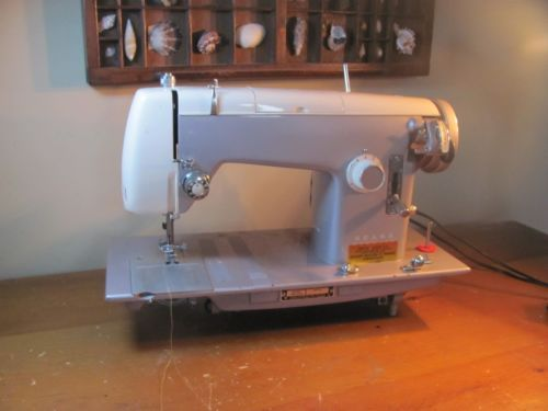 Kenmore Sewing Machine Model 4040 Heavy Metal Machine Sewing Adorable Kenmore Sewing Machine Model 158