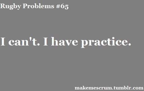 if it's not practice its conditioning. tough to schedule enough time