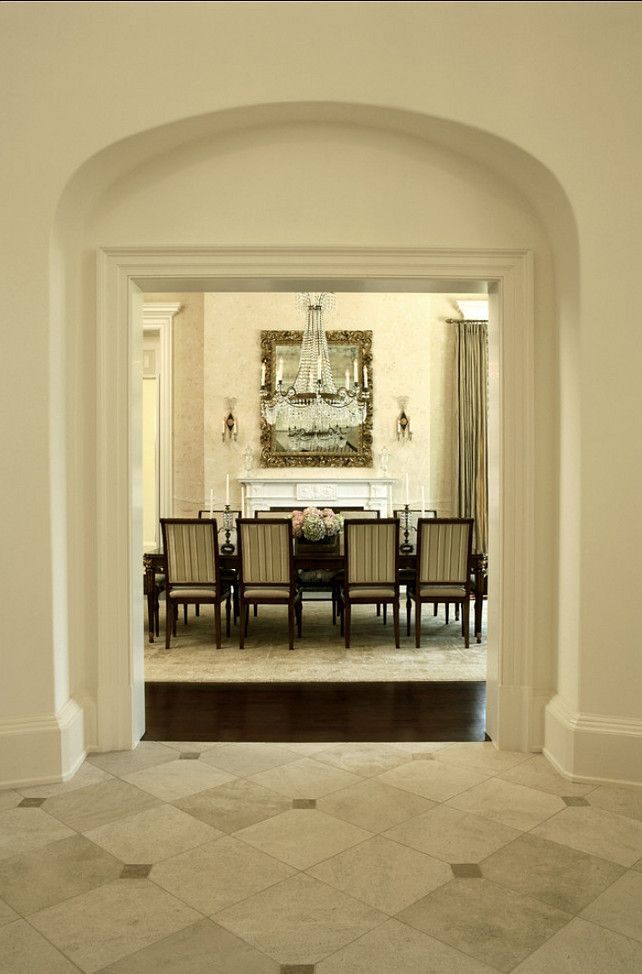 23 best entrance hall flooring images on pinterest for Dining room entrance
