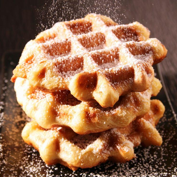 Waffles Recipe | BakingMad.com