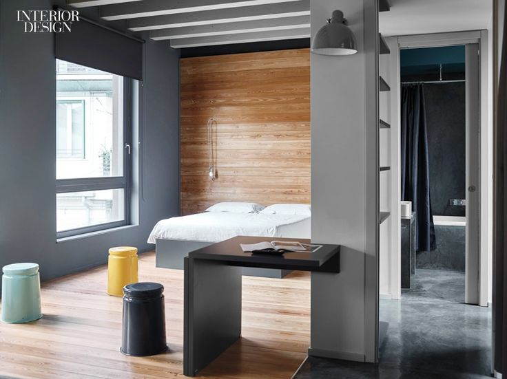 7 Tiny Hotels Leave Room To Dream Small HotelsTop HotelsInterior Design MagazineCommercial