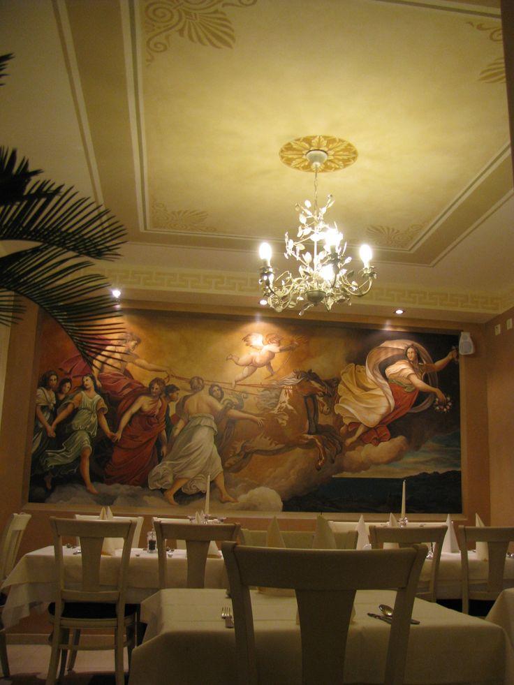 Wand  Deckengestaltung