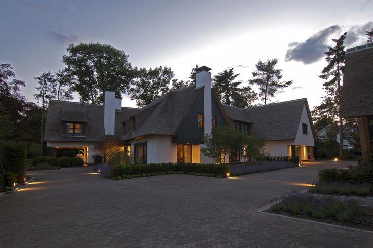 Villa Blaricum » Bouw XS
