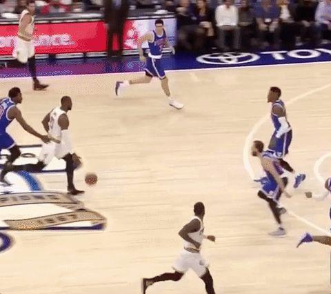 basketball nba nope block rejected 76ers philadelphia 76ers joel embiid blocked embiid #humor #hilarious #funny #lol #rofl #lmao #memes #cute