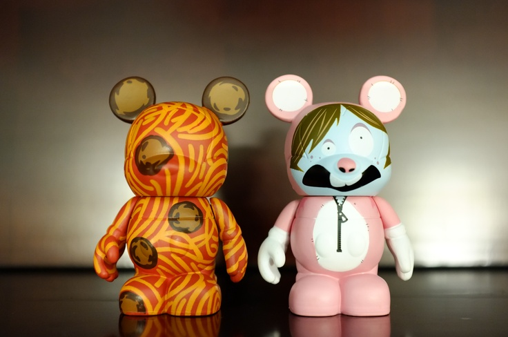 Vinylmation from Hong Kong!