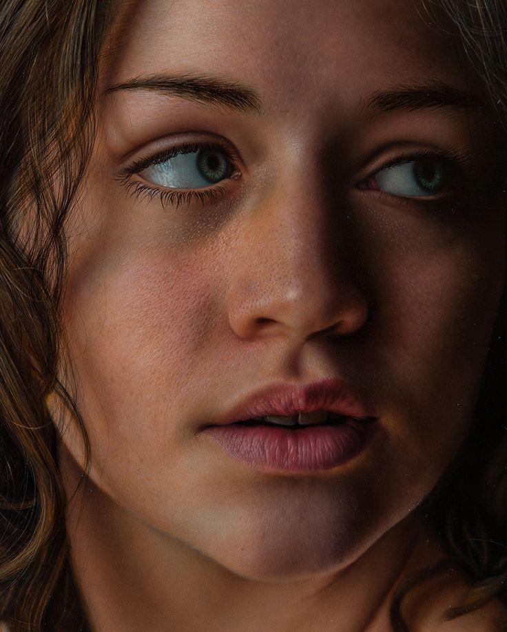 Sigo siendo muy escéptico con el artehiperrealistapero he de reconocer que cuando me encuentro con jóvenes artistas del nivel de Marco Grassi, todos mis prejuicios con este tipo de pinturas se me pasan por un momento y me quedo en shock absoluto mirando pelo a pelo, poro a poro, brillo a brillo, negando con la …