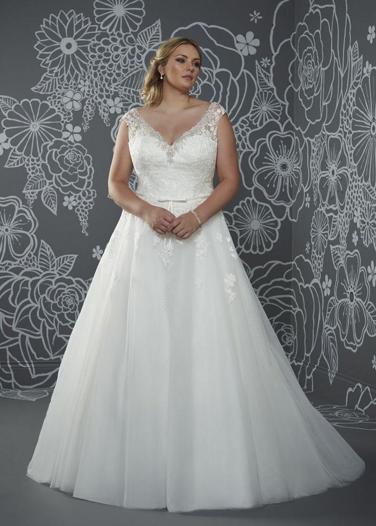 499 best Hochzeitskleider Curvy - Plus Size images on Pinterest ...
