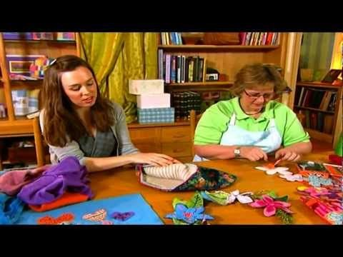 The Best Video Courses Hands Down Textile Recycling Projects - recycled crafts