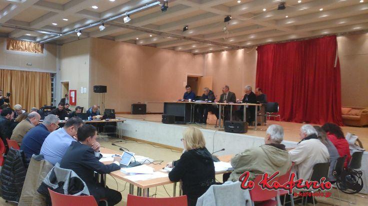 Η συνεδρίαση του Δημοτικού Συμβουλίου Νέας Φιλαδέλφειας την Τετάρτη 16/11 (Ρεπορτάζ-Βίντεο)