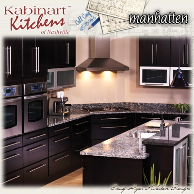 Looked At This New Kitchen Called The Manhattan Kitchen At Kabinart  Kitchens Of Nashville. Nice Oak Cabinets With Stainless Steel Hardware,  Looks Sharp.