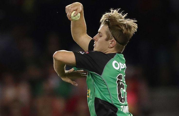 Zampa presses his case for India ticket | cricket.com.au