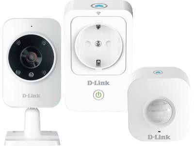 D-Link startkit overvågning myDlink